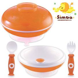 Simba小獅王辛巴 保溫吸盤餐具組