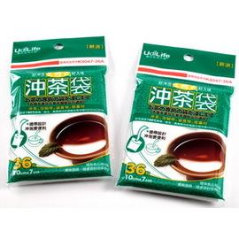 UdiLife 生活大師 立體式沖茶袋(36枚入)