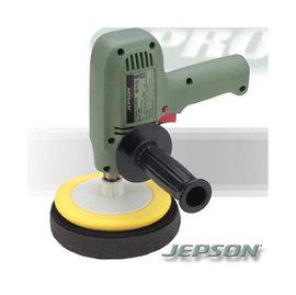 JEPSON 6英吋(150mm)輕型打蠟機3605K★台灣製造★適合汽車美容