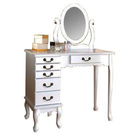 ~布拉格歐風傢俱~艾莉絲化妝桌~白色 ^( 製 胡桃 白色 非無印 IKEA H  D^)
