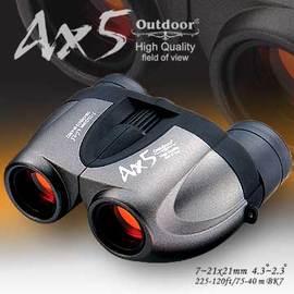 Outdoor AX5 7-21X21mm 鋁合金望遠鏡.可調倍數-馬戲團.演唱會.動物園可用(NIKON造型有型)