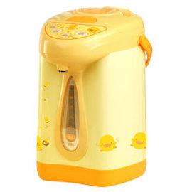 黃色小鴨 微電腦多功能熱水瓶-贈: 品牌消毒鍋水垢清潔劑*1