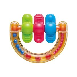 樂雅 手搖玩具-半環型手搖鈴(TF3225)