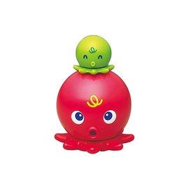 樂雅洗澡玩具-可愛章魚(TF7171)
