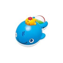 樂雅洗澡玩具-可愛鯨魚(TF7175)