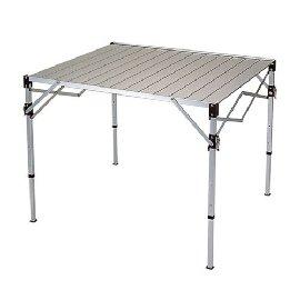 DJ7118鋁合金輕巧桌(大型)(三段高低可調)台製980H
