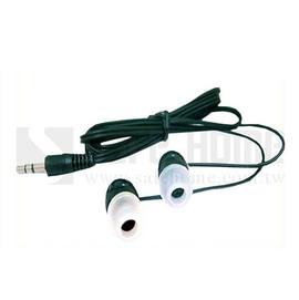 ~Safehome~ 耳塞式 立體聲雙耳耳機 L型 /3.5mm接頭適用PC MP3 MP4 MP5 iPod Z819004