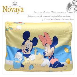 【Novaya Dream Time‧諾曼亞】=Disney‧兒童人體工學乳膠枕= 共7款