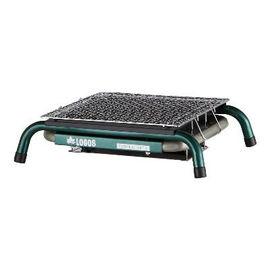LOGOS 節能省碳愛地球陶瓷超薄燒烤爐(碳量減半) S 烤肉爐 可搭配行動廚房 #81063940