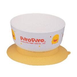 黃色小鴨 嬰幼兒學習吸盤餐碗 (微波專用)  #63084