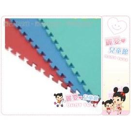 麗嬰兒童玩具館~兒童居家安全防護EVA超厚地墊-100*100*2cm單片超大厚墊瑜珈墊.
