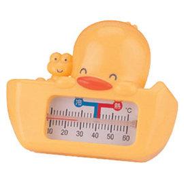 黃色小鴨兩用水溫計