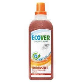 ~Ecover~有機地板清潔劑~946ml^~^~免刷、免沖、迅速潔淨^~環保清潔劑之世界