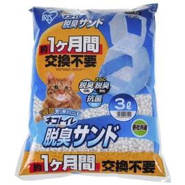 日本IRIS-TIA-3L雙層貓砂盆專用球砂