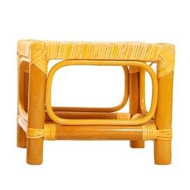 秋022 籐製工作椅 印尼 藤椅 藤傢俱 編織 籐椅 籐