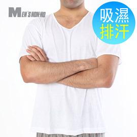 ~MEN^`S non~no儂儂~涼感短袖衫 超涼薄型耐洗排汗杉 涼感 快乾 透氣 機能內