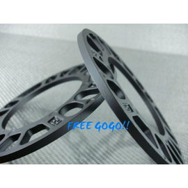 ~自在購 GOGO!! ~鋁合金輕量化 3mm輪軸墊寬片 墊寬器 輪胎鋁圈墊片imprez