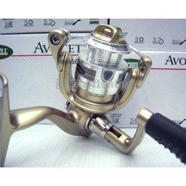 ◎百有釣具◎瑞典ABU  Mitchell Avocet III 捲線器 規格2000F