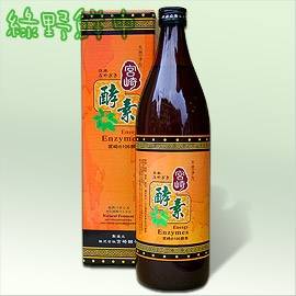 綠野鮮中~有機樂活網 宮崎106酵素 1瓶  920ml
