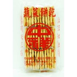 【吉嘉食品】中祥-蔬菜餅乾.每包140公克23元{TZ12:1}