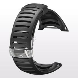 SUUNTO CORE New Black 全新 專用橡膠錶帶/ 抗過敏材質 / 一般款 (缺貨中)