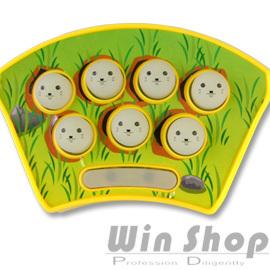 【Win Shop】☆免運送到家☆迷你打地鼠鑰匙圈,新增愛心款式/可調靜音解悶爆笑超可愛!最佳禮贈品選擇!