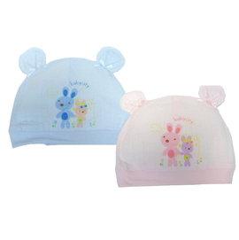 Baby City娃娃城 兔兔郊遊負離子帽子(BB811483) -藍色