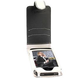 免運  iPhone 3G_75389(白色)  Krusell瑞典頂級PDA手機上掀式皮套  出清