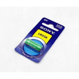 SONY 12V鹼性電池LR23A~適合電捲門汽車機車遙控器