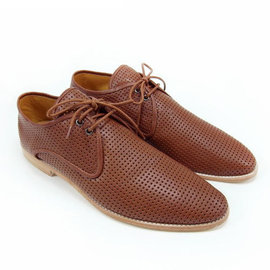 Sweet Villians 英倫Derby Shoes洞洞Casual Style 98