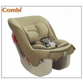 Combi Coccoro-輕穩汽車安全座椅(榛果褐)-贈美國ansa喝水杯