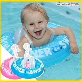 泳圈 嬰兒保健游泳圈 寶寶浮圈 腋下圈【HH婦幼館】