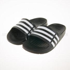 Adidas~兒童舒適拖鞋(黑) (G06799)