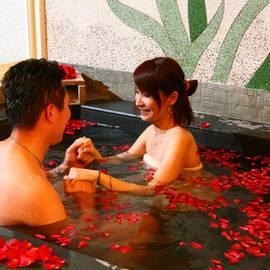 【新竹】會來尖石溫泉渡假村 - 90分鐘 - 雙人湯屋