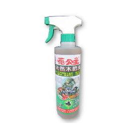 花公主天然木醋液500ml^(手壓噴霧瓶^)