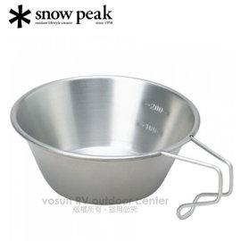 【日本 Snow Peak】SP 鈦金屬登山杯(Titanium  Backpacker''s Cup)單層杯子.鈦杯.冷飲杯.馬克杯.戶外登山露營 /E-104