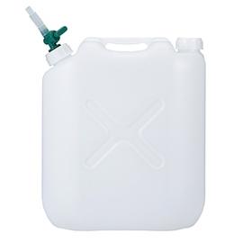 日本 Snow Peak 月光塑膠儲水桶-20L (Poly tank 20 L)飲水桶.補給水桶.冰桶.戶外露營釣魚野炊 F-074