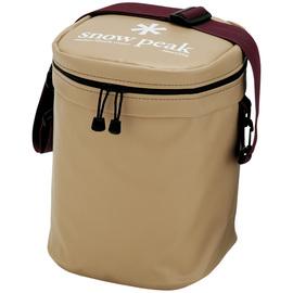 日本 Snow Peak 軟式保冰袋-11L(Soft Cooler 11)保冷/保冷/保溫/行動冰箱/提水桶 冰桶.戶外露營釣魚野炊 FP-111