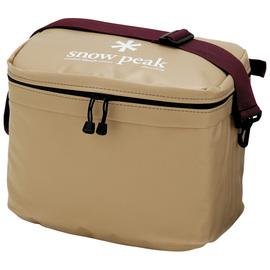 日本 Snow Peak 軟式保冰袋-18L(Soft Cooler 18)保冷/保冷/保溫/行動冰箱/提水桶 冰桶.戶外露營釣魚野炊 FP-118