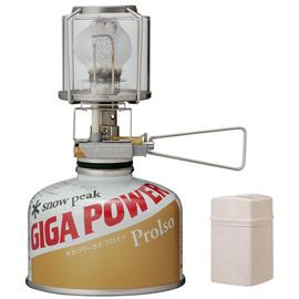 日本 Snow Peak 公司貨 GP自動點火小型瓦斯燈(GigaPower  Lantern Auto)汽化燈.照明燈.提燈.掛燈.露營 GL-100A
