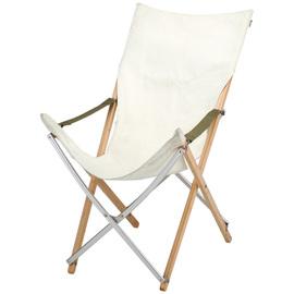 日本 Snow Peak 熱賣款 Take!竹材摺椅-加高款米色.舒適折疊椅.導演木椅.收納椅.檜木椅.戶外露營野炊 LV-081R