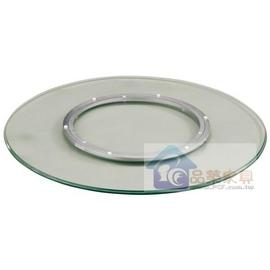 P628~14 2.5尺圓8mm強化玻璃轉盤