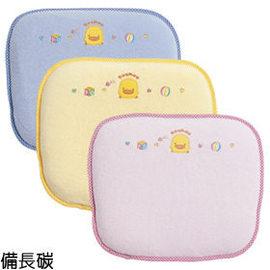 ~悅兒園婦幼 館~Piyo 黃色小鴨 備長炭乳膠塑型枕
