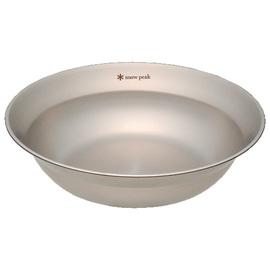 日本 Snow Peak SP 不鏽鋼湯碗-L (SPTableware Bowl L)餐具組.碟子.碗盤組.露營.戶外必需品#-TW-031