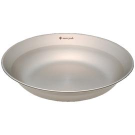 日本 Snow Peak SP 不鏽鋼湯碟(SPTableware Dish)餐具組.碟子.碗盤組.露營.戶外必需品 TW-032(缺貨中)