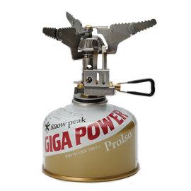 日本 Snow Peak 公司貨 超值款 GP不鏽鋼自動點火迷你瓦斯爐(GigaPower Micromax)攻頂爐.蜘蛛爐,咖啡爐 GS-110AR