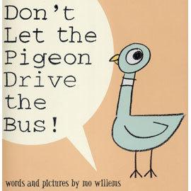 ~小熊媽的 英語繪本~DONT LET THE PIGEON DRIVE THE BUS