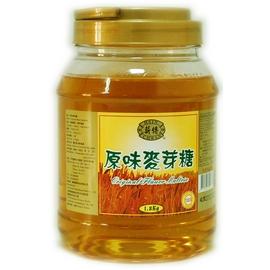 【吉嘉食品】薪傳原味麥芽糖/麥芽膏‧每罐1800公克135元{RW31:1}