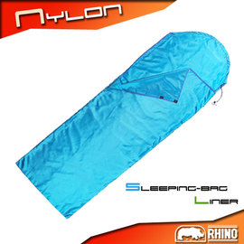 [RHINO 犀牛] 多用途睡袋內套(顏色隨機出貨).露營用品.登山用品 P102-931