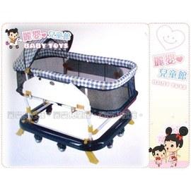 麗嬰兒童玩具館~ysf-601.台製多功能嬰兒水平式搖床.汽車睡床.透氣布床墊.基本款